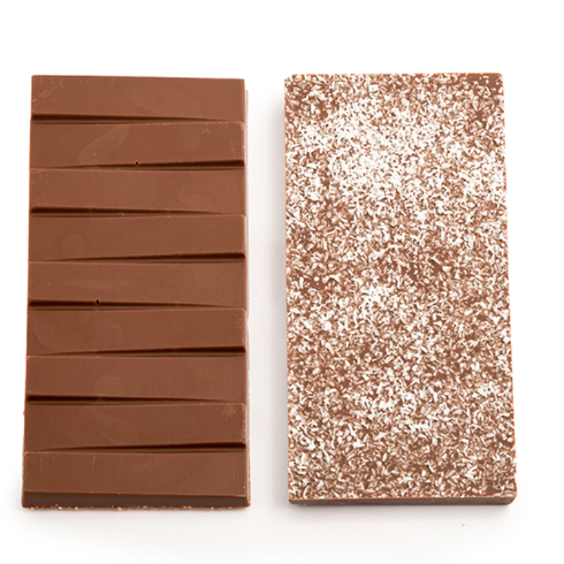 Valrhona blend 32% cacao dulcey chocolade